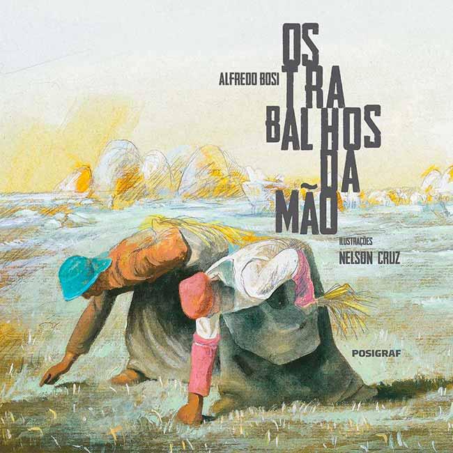 """ilustrador Nelson Cruz - Nelson Cruz conquista Jabuti com """"Os trabalhos da mão"""""""