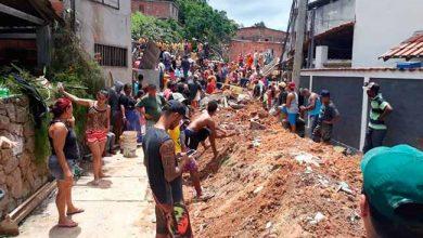 jose lucena efe2 390x220 - Dez mortes confirmadas na tragédia em Niterói