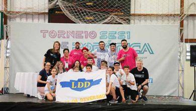 ldd 390x220 - Liga da Diversão vence o Torneio Sesi de Robótica FLL