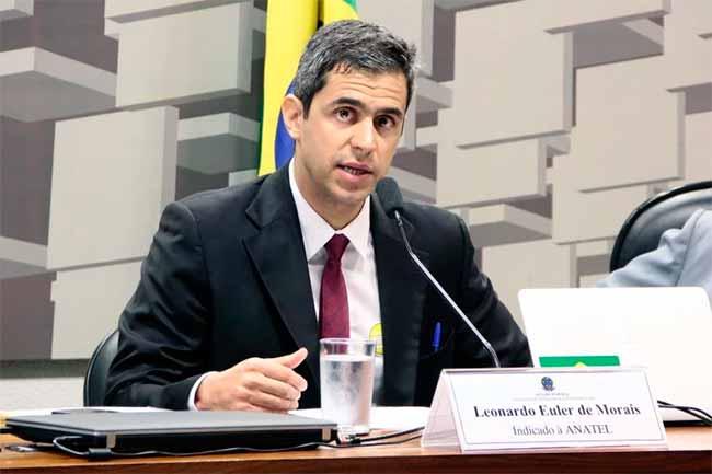 leonardo - Anatel nomeia Leonardo Euler como novo presidente