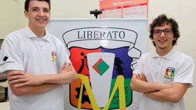 liberato 390x220 - Liberato tem dois medalhistas de ouro na OBMEP