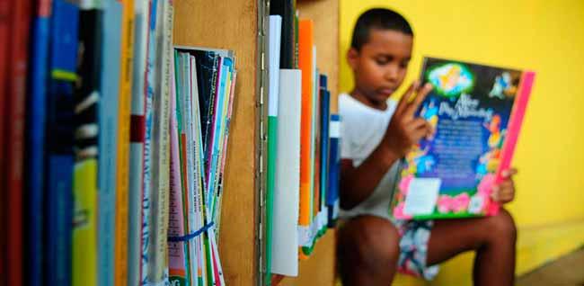 livro 1 - Escolas públicas de educação básica têm até hoje (5) para escolher as obras literários para 2019