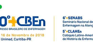 logo topo 390x183 - Curitiba recebe o 70º Congresso Brasileiro de Enfermagem