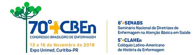logo topo - Curitiba recebe o 70º Congresso Brasileiro de Enfermagem