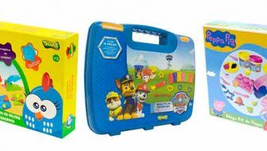 massinah 390x220 - Sunny Brinquedos lança novas massinhas de modelar