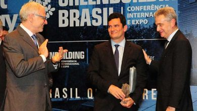 moro88 051118 390x220 - Prêmio a Moro é um dos destaques de conferência de energias inteligentes em Curitiba