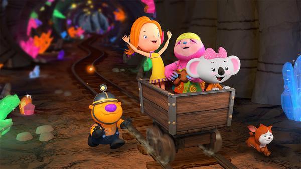 mundo ripilica 1 web  - Mundo Ripilica: As Aventuras de Lilica, a coala estreia novos episódios no Discovery Kids