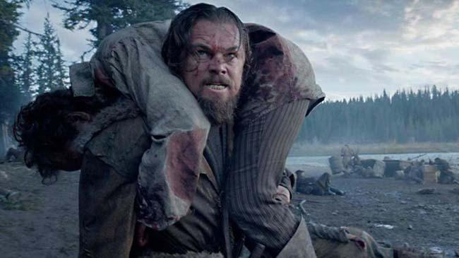 o regresso - Filmes com o talentoso ator Leonardo DiCaprio
