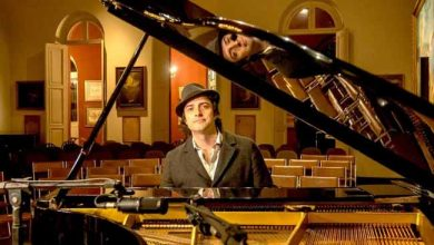 Photo of Pianista Luciano Leães faz apresentação em Novo Hamburgo
