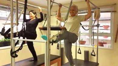 pilates 390x220 - Exercício na terceira idade é necessidade