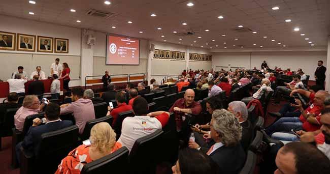 primeira etapa do processo eleitoral do Sport Club Internacional 1 - Encerrada a primeira etapa das eleições do Inter