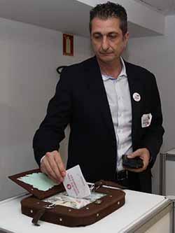 primeira etapa do processo eleitoral do Sport Club Internacional 2 - Encerrada a primeira etapa das eleições do Inter