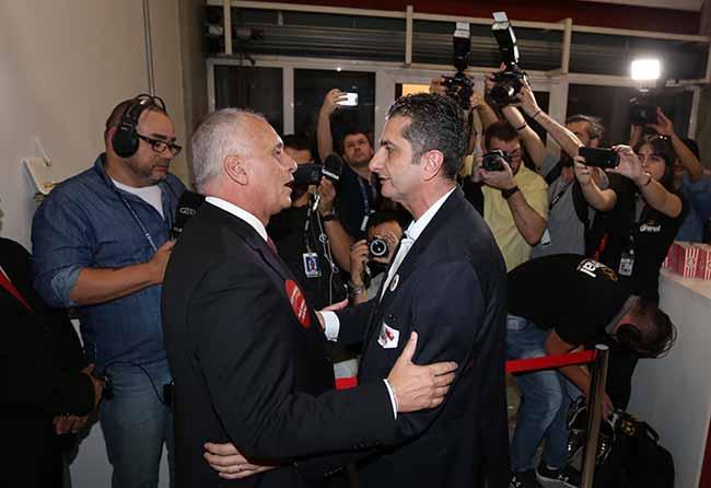 primeira etapa do processo eleitoral do Sport Club Internacional - Encerrada a primeira etapa das eleições do Inter