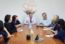 reunião ACI Lauffer sobre ICMS benefício aos sócios 220x150 - ACI de Novo Hamburgo tem vitória em ação coletiva sobre tributos