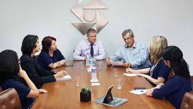 reunião ACI Lauffer sobre ICMS benefício aos sócios 390x220 - ACI de Novo Hamburgo tem vitória em ação coletiva sobre tributos