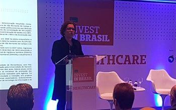 saúde 350x220 - Seminário discutiu perspectivas para o setor de saúde no Brasil