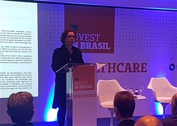 saúde - Seminário discutiu perspectivas para o setor de saúde no Brasil