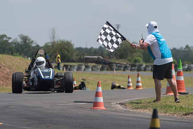 sae 0 - Região Sul tem 16 equipes no Fórmula SAE BRASIL