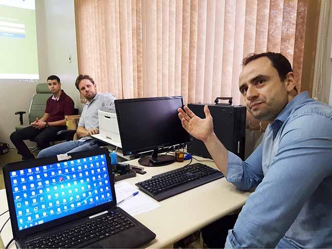 seapi - Lajeado inicia projeto piloto de gestão de estoque da Seapi