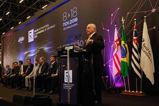 temer - Assinado decreto que regulamenta o Rota 2030