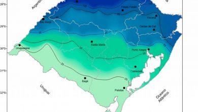 tempo rs 390x220 - Próxima semana terá dias típicos de primavera no Rio Grande do Sul