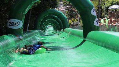 toboagua1 390x220 - Toboágua de rua será instalado no centro de Farroupilha em dezembro