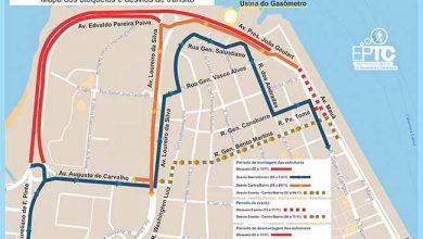 transito orla guaiba 390x220 - Trânsito da Orla do Guaíba é alterado para evento F1 Experience