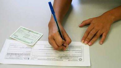 voto 390x220 - Cartórios eleitorais retomam hoje os serviços
