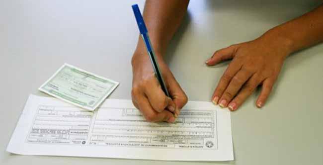 voto - Cartórios eleitorais retomam hoje os serviços