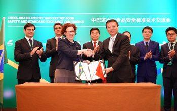 Photo of Brasil e China assinam acordo de exportação para o mercado asiático