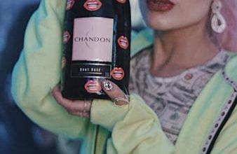 Photo of Andressa Salomone cria peças em parceria com a Chandon