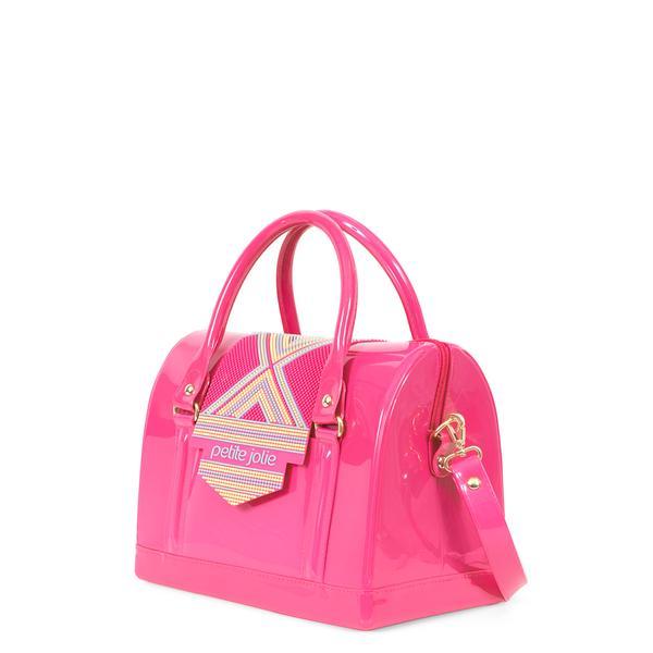 351914 848706 petite jolie bolsa bloom happy pink ref.pj3269 r 189.90 web  - Petite Jolie lança acessórios rosa chiclete