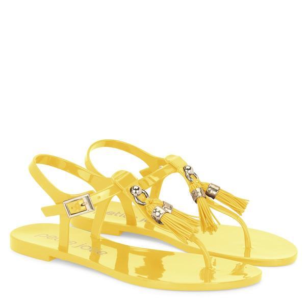 352264 850356 petite jolie sandA lia noah amarelo ref.pj3341 r 79.90 web  - Petite Jolie investe forte no amarelo