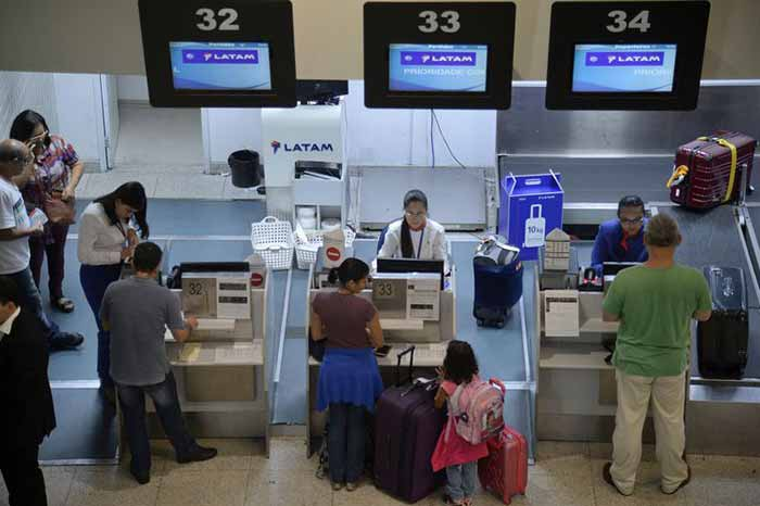 Aeroporto Santos Dumont no Rio de Janeiro - Aeroportos da Infraero devem receber 5 milhões de pessoas até janeiro