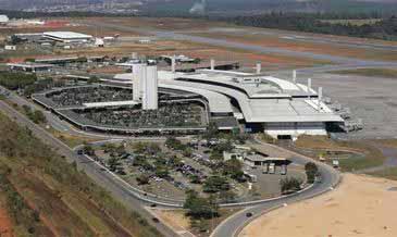 Aeroporto de Confins - Latam cancela quatro voos internacionais no Natal por falha em Airbus A350
