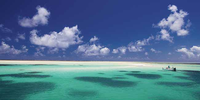 Alphonse Credito Alphonse Island - Seychelles tem ilhas exclusivas para se hospedar em 2019