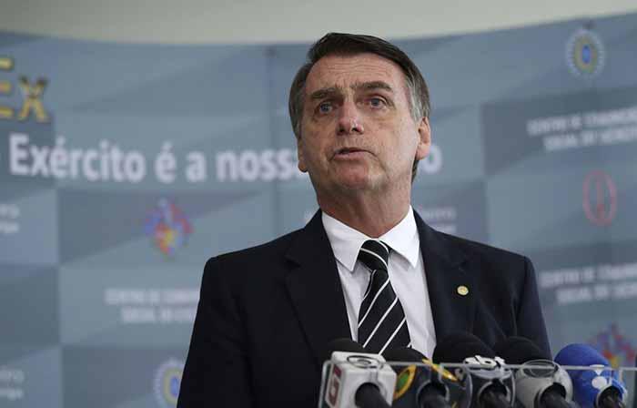 Bolsonaro deve inaugurar colégio militar - Bolsonaro deve inaugurar colégio militar que leva nome de seu pai