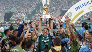 Photo of Bolsonaro e entrega taça do decacampeonato ao Palmeiras