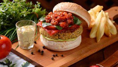 Burger vegano Foto Luciano Dias 390x220 - Didge BC lança hambúrguer vegano com grão de bico, quinoa e aveia