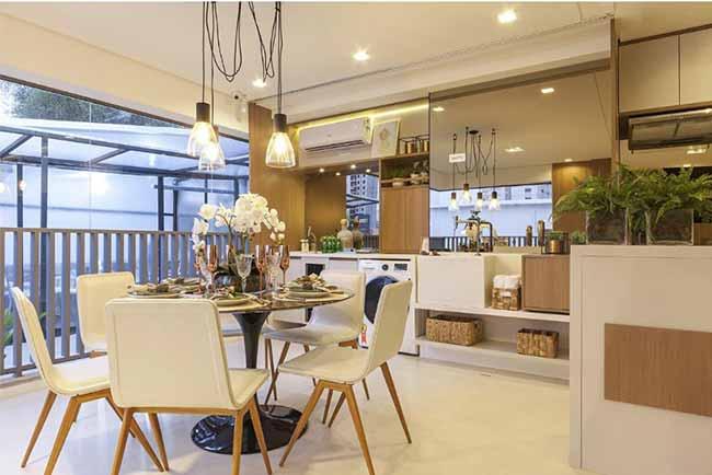Cozinha americana é tendência em lançamentos imobiliários 1 - Cozinha americana é tendência em lançamentos imobiliários