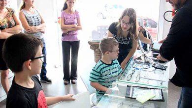 DoacaoOculos abre 390x220 - Lions Club do Centro de Esteio doa óculos infantis
