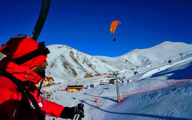 Esqui Erzurum - Bons motivos para conhecer a Turquia no inverno