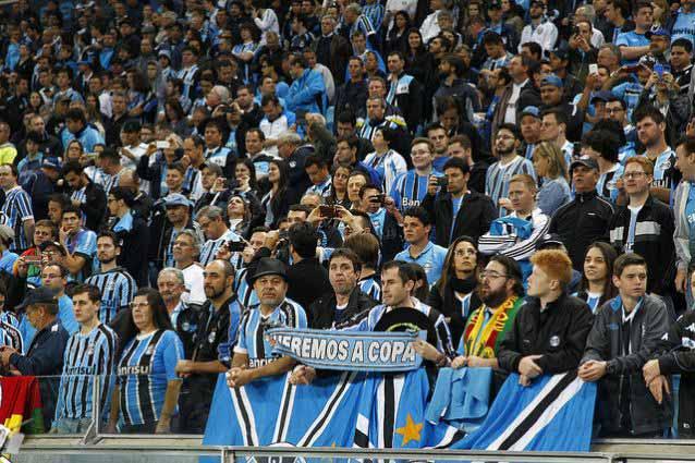 Grêmio conta com mais de 850 consulados - Grêmio conta com mais de 850 consulados espalhados pelo mundo