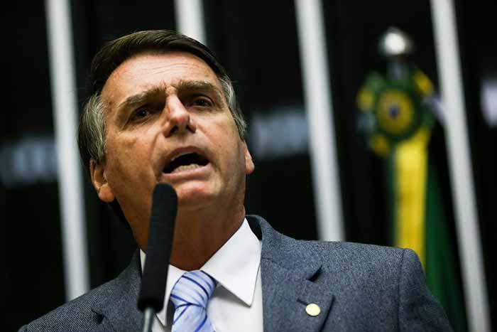 Jair Bolsonaro parceria com Israel - Problemas pelo Brasil estão sendo mapeados pelos ministros, diz Bolsonaro
