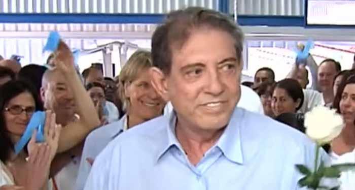 João Teixeira de Faria João de Deus 20181210 - Defesa de João de Deus desiste de habeas corpus