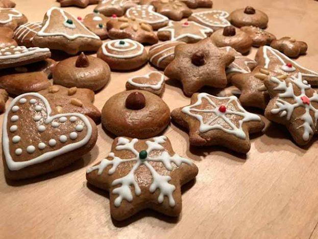 Lebkuchen 623x468 - Ceias de Natal pelo mundo