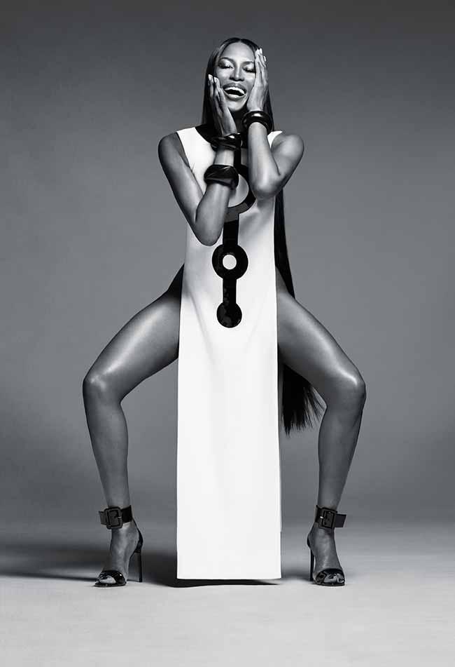 Photo of Naomi Campbell é o rosto da campanha de NARS Spring 2019