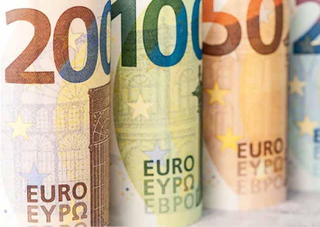 Notas de Euro - Dicas para organizar suas finanças em 2019