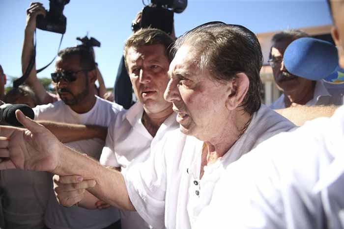 O médium João Teixeira de Faria - Justiça de Abadiânia aceita nova denúncia contra João de Deus