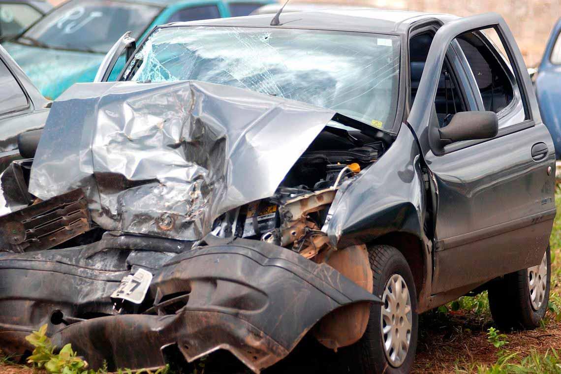 acidentes de carros - Confira o calendário de pagamento do Seguro DPVAT